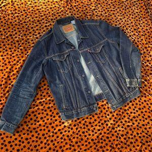 Classic Levi's Denim Jacket